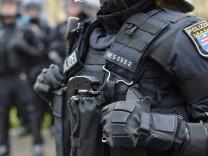 Bessere Schutzausrüstung und neue Kennzeichnung für Polizei