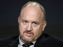 FILE PHOTO: Executive producer Louis C.K. participates in a panel for the FX Networks series 'Baskets' during the TCA Cable Winter Press Tour in Pasadena; louis+jetzt