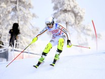 Alpine Skiing - FIS Alpine Skiing World Cup - Ladies Slalom