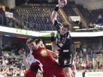 12 11 2017 Handball 1 Bundesliga DKB HBL Saison 2017 2018 12 Spieltag HC Erlangen Metropo