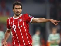 Bayern Muenchen v Celtic FC - UEFA Champions League; Mats Hummels