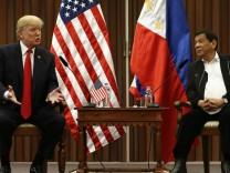 Asean-Gipfel in Manila