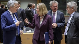 EU-Außenministertreffen in Brüssel