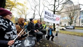 Süddeutsche Zeitung München Kundgebung vor Staatskanzlei