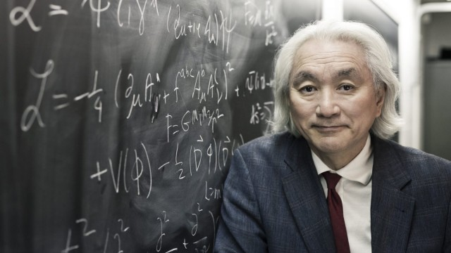 Physik Michio Kaku