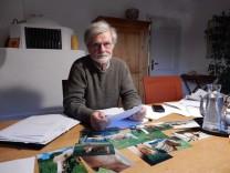 Eckart Müller, ehemaliger Pferdebesitzer aus Schaftlach