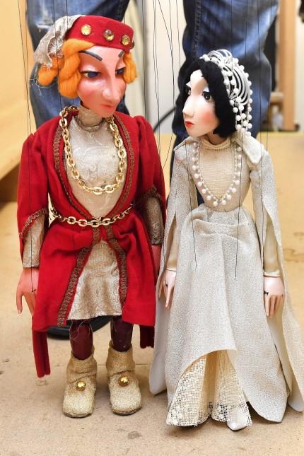 Starnberg , Marionetten Theater