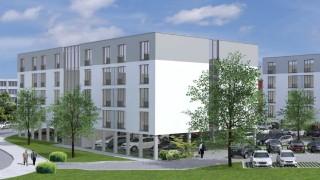 Wohnen in München Wohnungsbau
