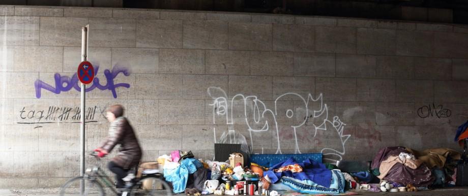 Berlin Charlottenburg Wilmersdorf Obdachlosigkeit und Armut in der Hauptstadt Immer mehr Mensch