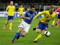 2018 World Cup Qualifications - Europe - Italy vs Sweden