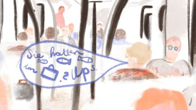 Bahnreise Lesergeschichten aus dem Zug