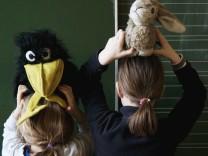 StâÄ°dtische Grundschule in Aachen Copyright JOKER GudrunxPetersen JOKER080114080587