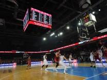 25 02 2016 Basketball Saison 2015 2016 Euroleague TOP 16 8 Spieltag Brose Baskets Bamberg; Nürnberg Bamberg Basketball