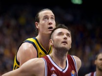 Basketball Berlin 05 11 2017 easyCredit BBL 1 Bundesliga Saison 2017 2018 Hauptrunde 08 Spiel; Basketball, Milan Macvan