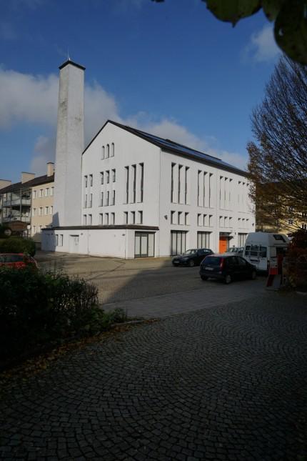 Ramersdorf Neue Nutzung
