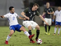 Israel U21 v Germany U21 - UEFA Under21 Euro 2019 Qualifier