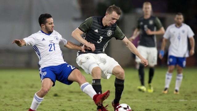 Israel U21 v Germany U21 - UEFA Under21 Euro 2019 Qualifier