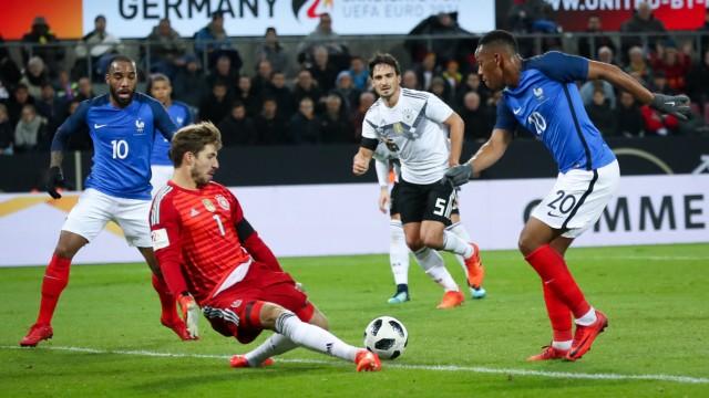 Deutschland - Frankreich