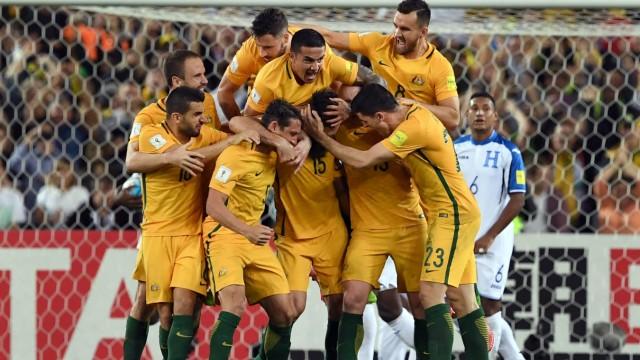 australien fußball