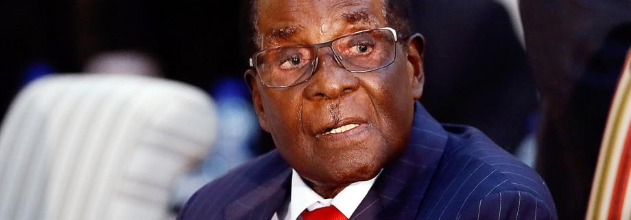 Politik Simbabwe Afrika