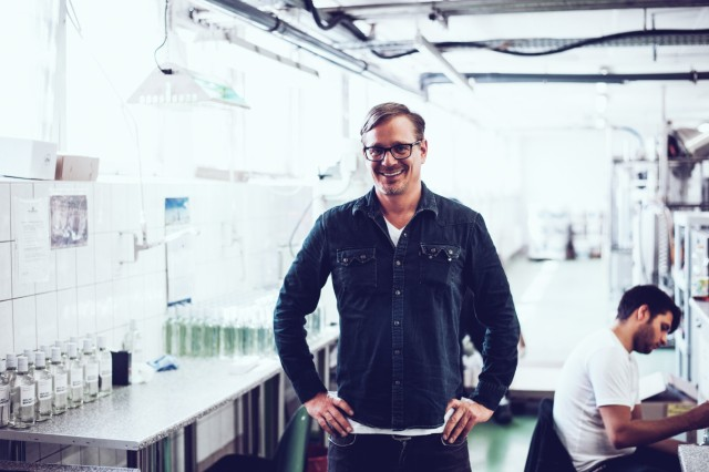 Vincent Honrodt, Gründer Berliner Brandstifter GmbH