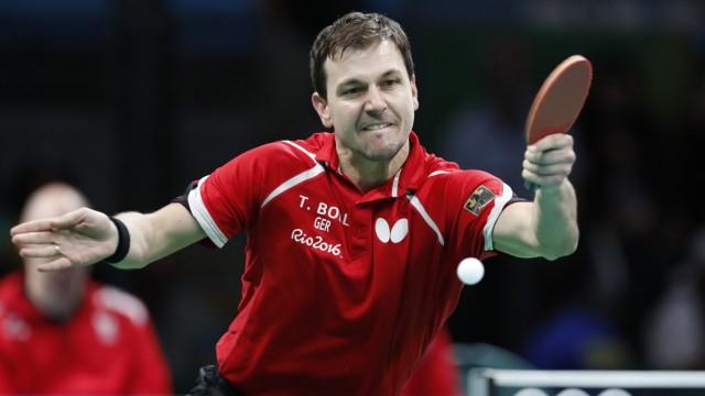 Rio 2016 - Tischtennis