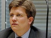 CDU Generalsekretär Kandidaten Eckart von Klaeden, dpa