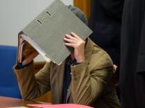 Mordprozess gegen Zeitungsboten nach Streit um Zustellung