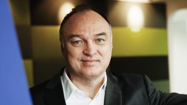 Thomas Ebeling, Chef von Pro 7 Sat 1