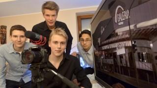 Süddeutsche Zeitung Landkreis München Junge Filmemacher