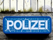 Augsburg: Polizeistation / Polizeidienststelle August-Wessels-Strasse