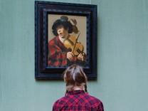 People Watching Artworks