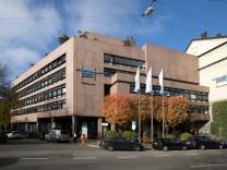 Gebäude Bayerische Versicherungskammer, Maximilianstr. 53/Ecke Sternstraße