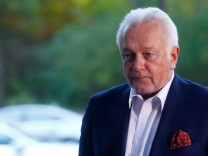Kubicki of Free Democratic Party (FDP) arrives for exploratory talks about forming a new coalition government in Berlin