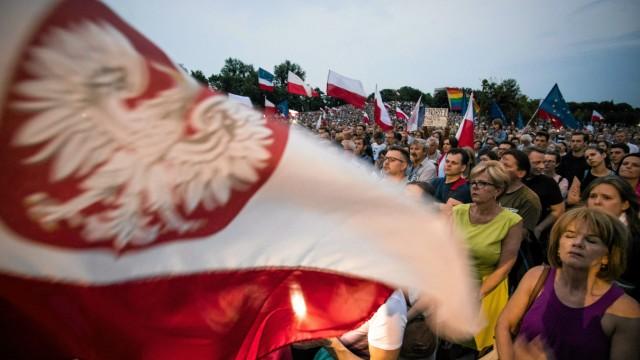 Politik Polen Wie Polens Regierung den Rechtsstaat ruiniert
