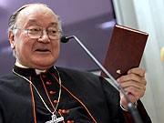 """KZ-Vergleich eines Kardinals: """"Aus der Hamas-Propaganda"""", dpa"""