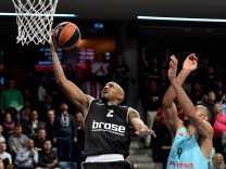 15 11 2017 Basketball Saison 2017 2018 Euroleague 7 Spieltag Brose Baskets Bamberg FC Ba