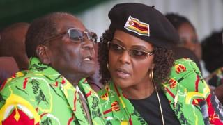 Die Seite Drei Simbabwe nach dem Putsch