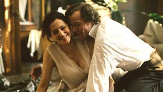 Martina Gedeck und Pascal Greggory, Filmszene Geliebte Clara