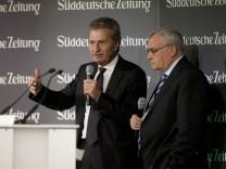 Berlin: SZ-Wirtschaftsgipfel / Tag02