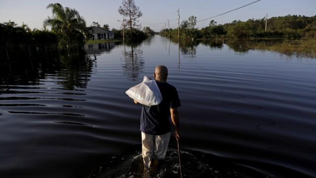 Nach Hurrikan 'Irma'