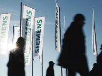 Zusammenlegung des Zuggeschäftes von Siemens und Alstom