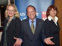 Natascha Kohnen, Peter Paul Gantzer, Ingrid Lenz-Aktas in Ottobrunn, 2012