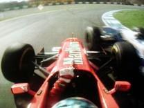 Karriererückblick Schumacher - Kollision mit Villeneuve in Jerez 1997