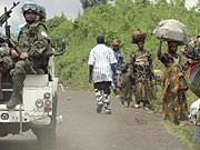 Kongo Flüchtlinge Hutu Tutsi, dpa