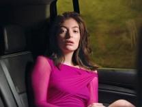 Im Interview mit Lorde
