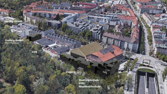 Kultur München Generalsanierung