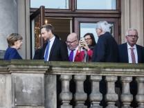 Fortsetzung der Sondierungsverhandlungen