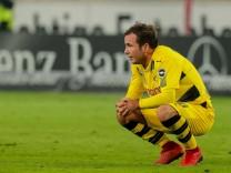 Stuttgart Deutschland 17 11 2017 1 Bundesliga 12 Spieltag VfB Stuttgart BV Borussia Dortmund