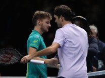 Day Seven - Nitto ATP World Tour Finals